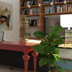 Sala de Estar: Livings de estilo  por EnVoga