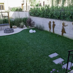 Jardines zen de estilo  por AbitoVerde , Moderno