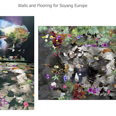 3D Vinyl Flooring:  Floors by Blue Butterfly Flooring