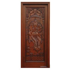 Doors by D P Woodtech Pvt Ltd, Asian