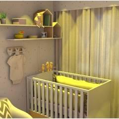 Habitaciones de bebés de estilo  por Studio Elabora