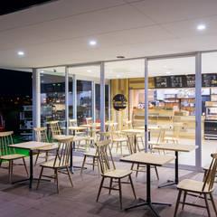 cafestand: INTERFACEが手掛けた商業空間です。