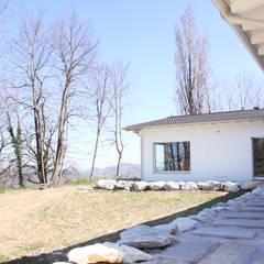 منزل خشبي تنفيذ CasaAttiva