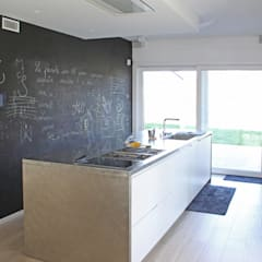 Casas ecológicas de estilo  por CasaAttiva
