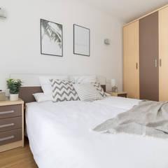 Home Staging en Dormitorio: Dormitorios de estilo  de Become a Home