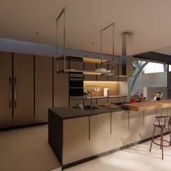 Inbouwkeukens door Mimesis Arquitectura y diseño