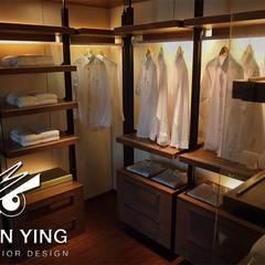 Modern dressing room by 天英設計工程 Modern