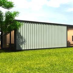منزل جاهز للتركيب تنفيذ Next Container , حداثي