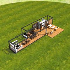 Next Container – Next Container - Duad Lorem 2 :  tarz Prefabrik ev