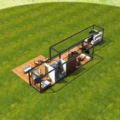 บ้านสำเร็จรูป by Next Container