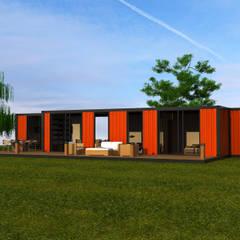 Next Container – Next Container - Simirna:  tarz Prefabrik ev