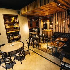 PRIMO | Resto Bar: Gastronomía de estilo  por María Florencia Funes,Industrial