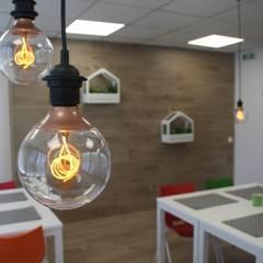 Dixtior - Office Project Escritórios escandinavos por Acontece Design Solutions Escandinavo