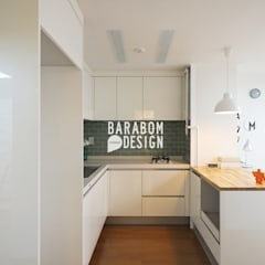 ห้องครัว by 바라봄디자인