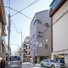 아늑_아늑: AAPA건축사사무소의  다가구 주택