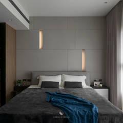 簡‧形體:  臥室 by 橙羿設計有限公司