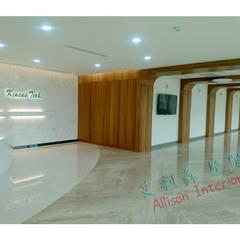大廳 Modern living room by 艾莉森 空間設計 Modern