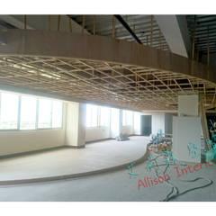 Sala da pranzo in stile  di 艾莉森 空間設計