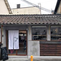吹田のリノベーション: ARCHIXXX眞野サトル建築デザイン室が手掛けたオフィススペース&店です。