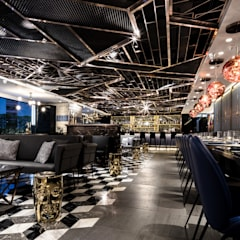 Cozi Lounge:  Bars & clubs by Artta Concept Studio