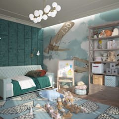 Nursery/kid's room by Инна Азорская