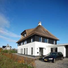 منازل تنفيذ Tijmen Bos Architecten