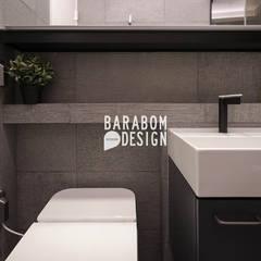 서초동 한신 49평 인테리어: 바라봄디자인의  화장실