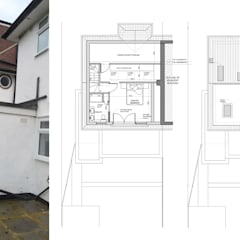 أرضيات تنفيذ GOAStudio | London residential architecture