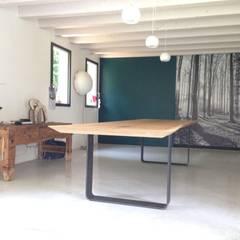 غرفة السفرة تنفيذ Architetti Baggio,