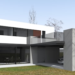 Single family home by BM3 Arquitectos