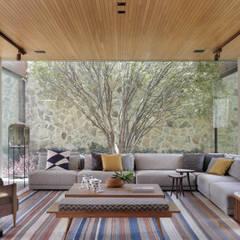 Living: Salas de estar  por Patricia Martinez Arquitetura