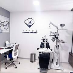 Consultorio Médico | Linus: Clínicas / Consultorios Médicos de estilo  por Estudio Chipotle