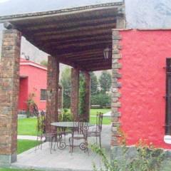 : Terrazas de estilo  por AREA - arquitectura y construcción