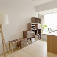 مكتب عمل أو دراسة تنفيذ 文儀室內裝修設計有限公司