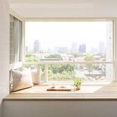Terrace by 文儀室內裝修設計有限公司