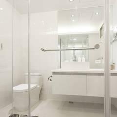 حمام تنفيذ 文儀室內裝修設計有限公司, تبسيطي