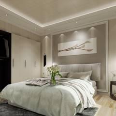 Bedroom by Arestia Design Lab Sdn Bhd