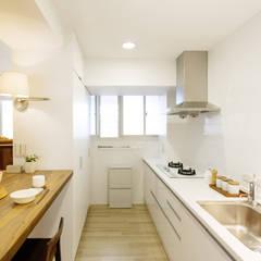 مطبخ تنفيذ 文儀室內裝修設計有限公司