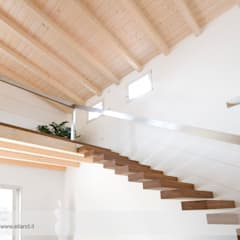 Stairs by EILAND, Classic Wood Wood effect