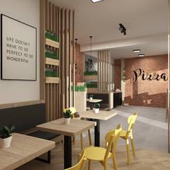 RESTAURACJA No 900: styl , w kategorii Gastronomia zaprojektowany przez Femberg Architektura Wnętrz