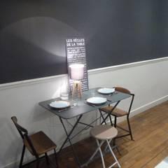 table : Locaux commerciaux & Magasins de style  par Desjoconception