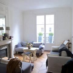 séjour : Locaux commerciaux & Magasins de style  par Desjoconception