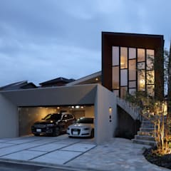 Prefabricated Garage by reisubroc architects
