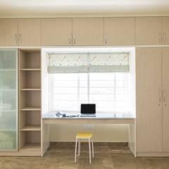 Study/office by Designasm Studio