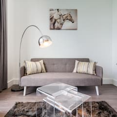 Oliver Pohlmann - London Property Photography:  Living room by Oliver Pohlmann Photography