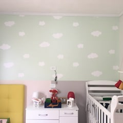 Baby room by ALB Interiores