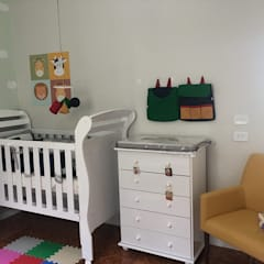 Baby room by ALB Interiores,