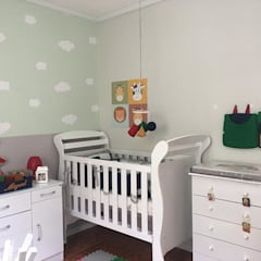 Babykamer door ALB Interiores