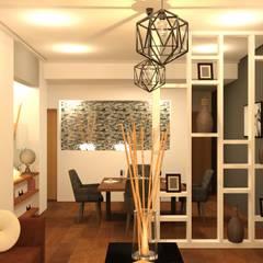 Comedor - Celosia: Comedores de estilo  por Perfil Arquitectónico