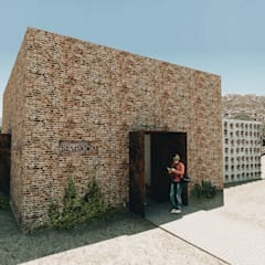 ZARCO : Restaurantes de estilo  por AT ZTUDIO